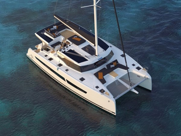 2022 Fountaine Pajot New 51- Navigare Yacht Investment