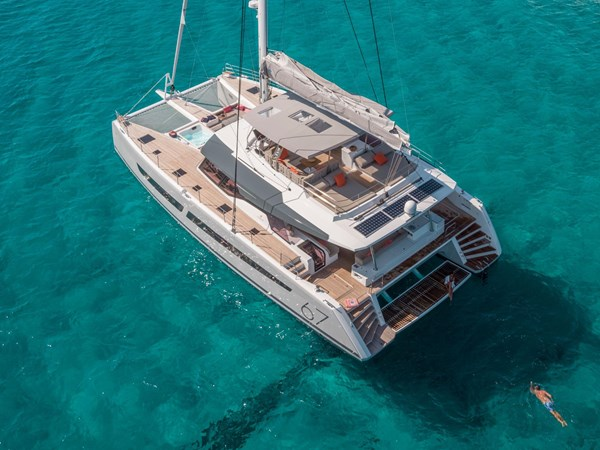 2018 Fountaine Pajot Alegria 67
