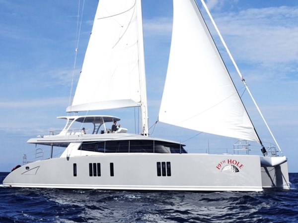 2015 Sunreef 74