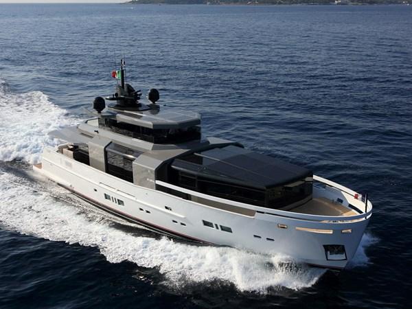 2017 Arcadia Yachts 100