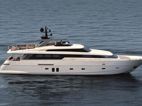 Sanlorenzo SL96 For Sale