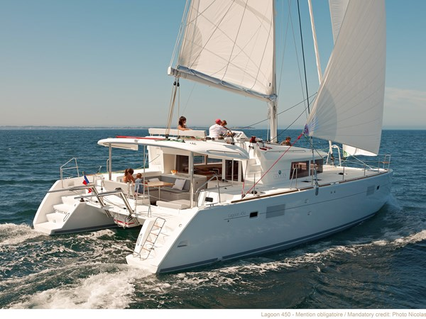 Lagoon 450 2015 for sale