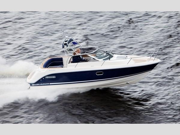Aquador 23WA - default 3 - At speed.
