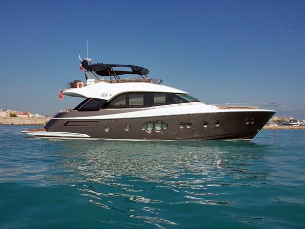 Monte Carlo Yacht 70 Profile