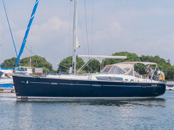 FOR SALE - Beneteau Oceanis 46