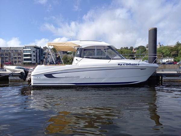 2010 Beneteau Antares 6.80 For Sale