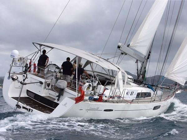 Beneteau Oceanis 58 for sale